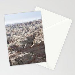Fantastic Badlands Stationery Cards
