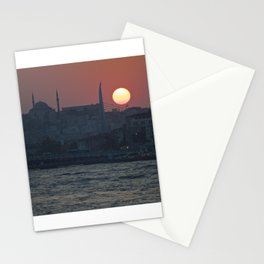Istanbul Sun Stationery Cards