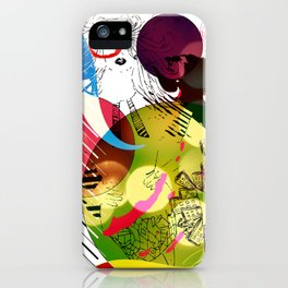 Girl II iPhone Case