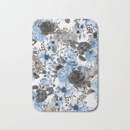 Floral Pattern#4 Bath Mat
