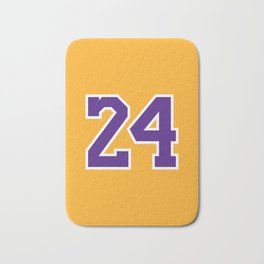 24 Legend Bath Mat