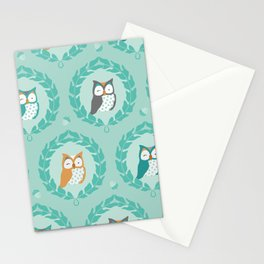 Sweet Owlies - Dusk Stationery Cards