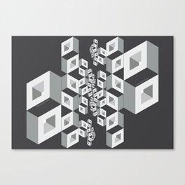 Socialization Canvas Print