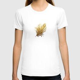 Golden Feather T-shirt