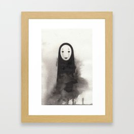 Koanashi Framed Art Print