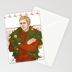 Very Merry Cullen Stationery Cards