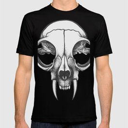Rare Persian Smilodon Skull. T-shirt