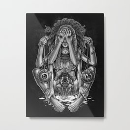 Winya No. 120 Metal Print