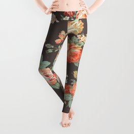 elise shabby chic Leggings