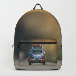 Little cars, Big Planet (Nature) Backpack