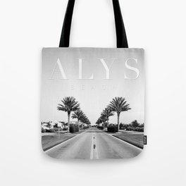 Alys Palms Tote Bag