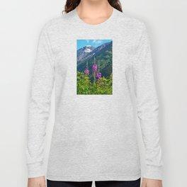 Fireweed ~ Mid-Summer Long Sleeve T-shirt
