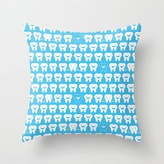 Happy Tooth Fairy Throw Pillow