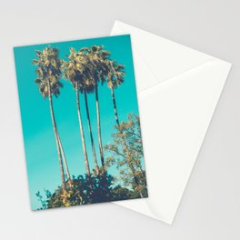 A Few Turquoise Palms Stationery Cards