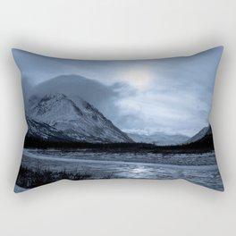 Natural Forces Rectangular Pillow