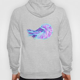 The Celestial Chambered Nautilus Hoody