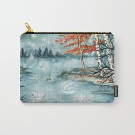 Willow Wisps Carry-All Pouch