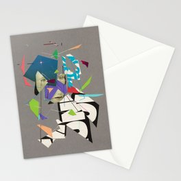 Transmitted or Perceived Stationery Cards