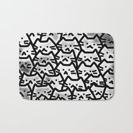 cats 108 Bath Mat