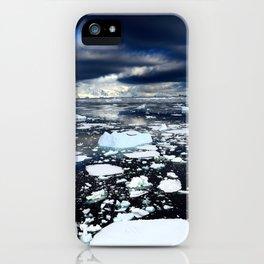 Antarctica Icescape iPhone Case
