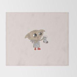 Dobby Throw Blanket
