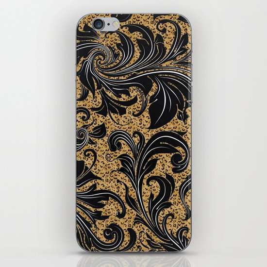 Leopard Jungle iPhone & iPod Skin