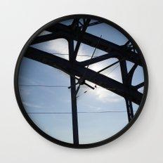 Plenum Wall Clock