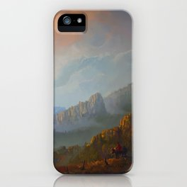 Ringwall iPhone Case