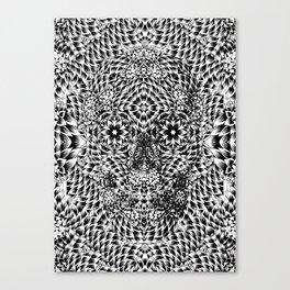 Skull VII Canvas Print