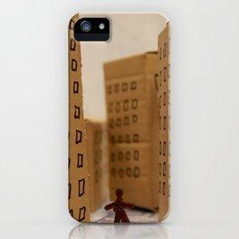 Urban life neurosis iPhone Case