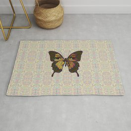 Butterfly Variation 03 Rug