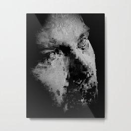Digital Artifact 1 Metal Print