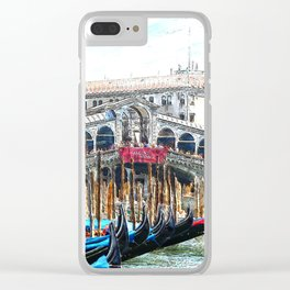 Venice_20170601_by_JAMFoto Clear iPhone Case