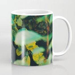 Hiding in the leaves Coffee Mug