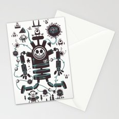 The Magic Garland Stationery Cards