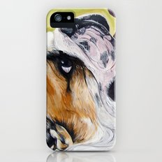 English Bulldog  iPhone (5, 5s) Slim Case