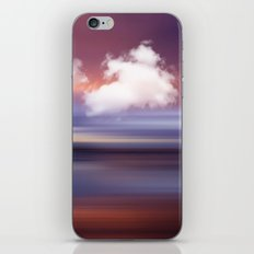The Sound of Light and Color - MORNING GLOW iPhone & iPod Skin