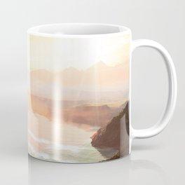 Sunrise Grandeur #society6 #decor #buyart Coffee Mug