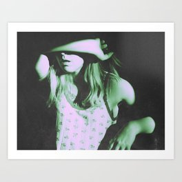 Aliena I Art Print