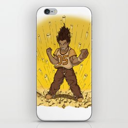 Charged Up iPhone Skin