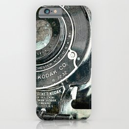 retrospect iPhone Case