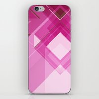 girly iPhone & iPod Skins featuring Girly by stormmajki