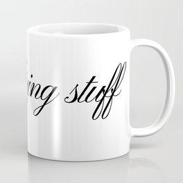 Like, realizing stuff - Kylie Jenner joke Coffee Mug