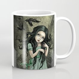 Shadow Wings Faerie Coffee Mug