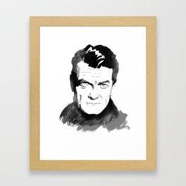 jean marais Framed Art Print