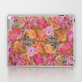 Lilies and Roses Laptop & iPad Skin