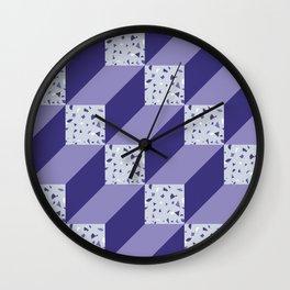 CubesIII/ Wall Clock