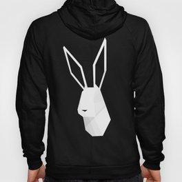 Geometric Rabbit Hoody
