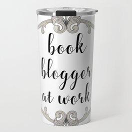 Book Blogger Travel Mug