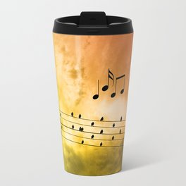 Autumn song Travel Mug